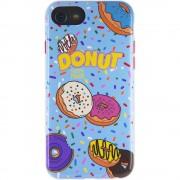 Husa Capac Spate Donut Apple iPhone 7, iPhone 8, iPhone SE 2020 BENJAMINS