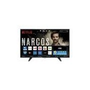 Smart TV LED 43'AOC LE43S5970 Full HD com 2 USB e 3 HDMI