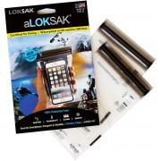 Loksak aLoksak återförslutningsbara vattentät förvaring påsar (2 Pa...