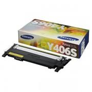 HP Originale Samsung CLP-360 N Toner (CLT-Y406S / SU 462 A) giallo, 1,000 pagine, 4.45 cent per pagina