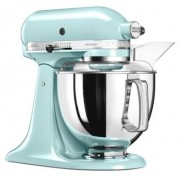 Mixer cu bol KitchenAid Artisan Elegance 2017, 4.8l, 300W (Ice Blue)