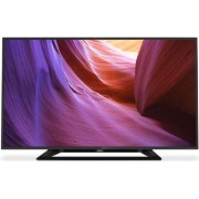 "Televizor LED Philips 80 cm (32"") 32PHH4100/88, HD Ready, Digital Crystal Clear, Perfect Motion Rate 100 Hz"