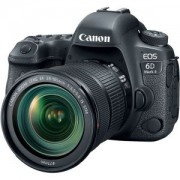 EOS 6D Mark II DSLR Camera with 24-105mm f/3.5-5.6 Lens +BG-E21