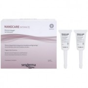 Sesderma Nanocare Intimate gel apaziguador para as partes íntimas 6 x 5 ml