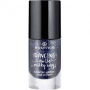 Essence Nails Nail polish Dancing On The Milky Way Cosmic Glitter Nail Polish No. 01 Molten Night Sky 8 ml