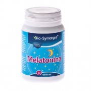 Melatonina 30cps Bio Synergie