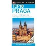 Top 10 Praga - Ghiduri turistice vizuale
