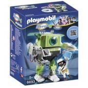 Playmobil super 4 cleano 6693