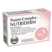 Gianluca Mech Spa Nutriderm Tisano Complex 30 Compresse
