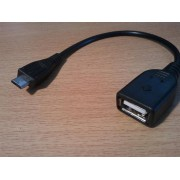 USB 2.0 Micro 5-pin to USB Female OTG Data Host Cable (za mobilni telefon/tablet)