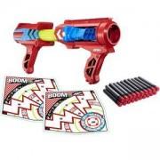 Бумко - Мад Сламър с пълнител и стрели, Mattel, 900529