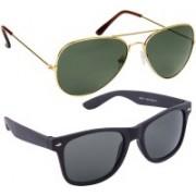 Blackburn Wayfarer, Aviator, Spectacle Sunglasses(For Boys)