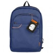 """Раница за лаптоп Canyon Fashion backpack, до 15.6"""" (39.62 cm), полиестер, водоустойчива, синя"""