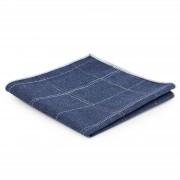Tailor Toki Blauwe Denimlook Pochet