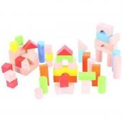 Cuburi colorate pentru construit Big Jigs