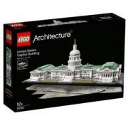 Конструктор ЛЕГО - Капитолия на САЩ, LEGO Architecture, 21030