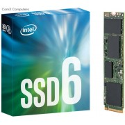 Intel 600p Series 512GB PCI-e NVMe M.2 80mm Solid State Drive