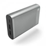 Външна батерия HAMA HD-5, 10000 mAh, USB-C, сив, HAMA-183373