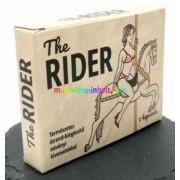 The Rider 4 db kapszula - potencia növelése, vágyfokozás természetes összetevőkkel