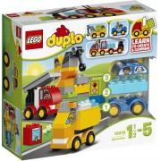 LEGO Duplo 10816 Mijn Eerste Wagens En Trucks