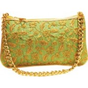 Mex Party Green Clutch
