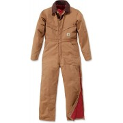 Carhartt Quilt Lined Duck General Marrón 3XL