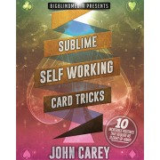 Sublime Self Working Card Tricks by John Carey video DOWNLOAD