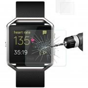 2 Pcs Enkay Hat Príncipe Por Fitbit Blaze Smart Watch 0.2mm 9h La Dureza De La Superficie 2.15d A Prueba De Explosion Tempered Glass Screen Film