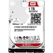 "HDD Interni WD Red NAS™ 2.5"" 1 TB, IntelliPower, WD10JFCX"