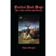 Practical Black Magic: How to Hex and Curse Your Enemies, Paperback/Sophia DiGregorio