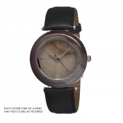 Earth Et1011 Lavender Jasper Unisex Watch