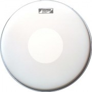 Aquarian Drumheads TCPD13 Texture Coated 13-inch Snare Drum Head with Dot