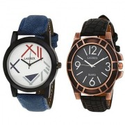 New laurex mens watch combo LX-002-011