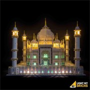 LIGHT MY BRICKS Kit for 10256 Taj Mahal