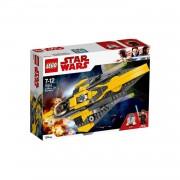 LEGO Star Wars Anakins Jedi Starfighter 75214