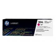 HP 304L Economy Magenta Original LaserJet Toner Cartridge (CC533L)