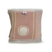 Col-249 faixa abdominal para ostomizados com orifício 90mm tamanho4 - Orliman