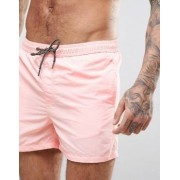 Jack & Jones Swim Shorts Sunset In Pink - Pink
