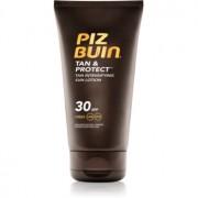 Piz Buin Tan & Protect Lotiune cu protectie solara pentru accelerarea bronzului SPF 30 150 ml