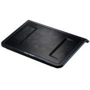 """Stand notebook COOLER MASTER 17"""". - NOTEPAL L1, 1* fan 160mm, 1* USB, plastic & metal, black (R9-NBC-NPL1-GP)"""