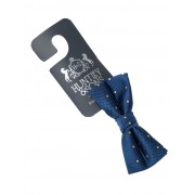 Huntley & Sons Blue Diamond Bow Tie