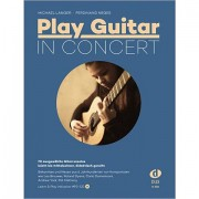 Dux Play Guitar in Concert Libro de partituras