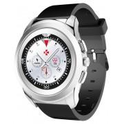 MyKronoz Hybridní hodinky ZeTime Original Silver/Black - 44mm
