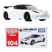 TOMICA 104 GTE LOTUS EVORA GTE 1:64