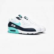 Nike air max 90 essential White/Aurora Green