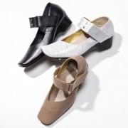 ビューフォート ワンストラップシューズ【QVC】40代・50代レディースファッション