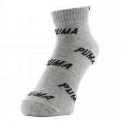 【プーマ公式通販】 プーマ クウォター ソックス1足組 ユニセックス grey melange |PUMA.com グレー