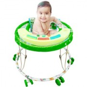 Suraj baby green musical walker for your kids SE-W-51
