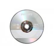 Philips CD-R80 papírtokos írható CD