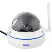 szsinocam SN-IPC-8002C H.264 HD 1080P 2.0 Mega Pixel Infrared Night Vision Dome IP Camera IR Distance: 20m